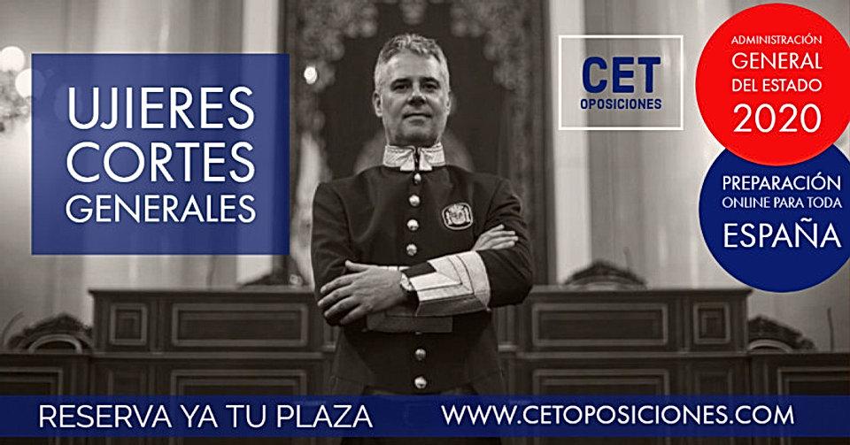 Ujieres de las Cortes Generales 2020_opt