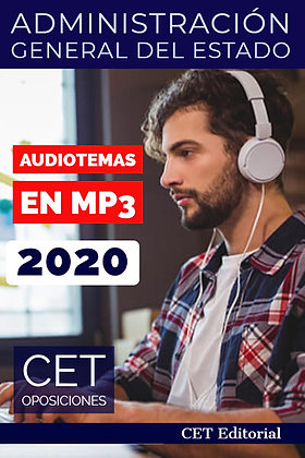 Temario MP3 Administración del Estado