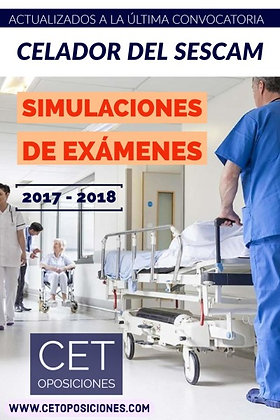 Tests 1 Repaso CELADOR SESCAM: 200 Preguntas