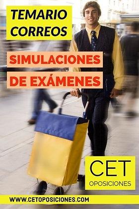 Simulacro 5 Examen Correos: Test de 150 Preguntas