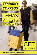 Temario y Tests Correos