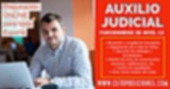Oposiciones Justicia Auxilio Judicial