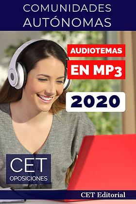 Temario MP3 Comunidades Autónomas