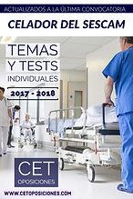 Temario y Tests Celdor del SESCAM