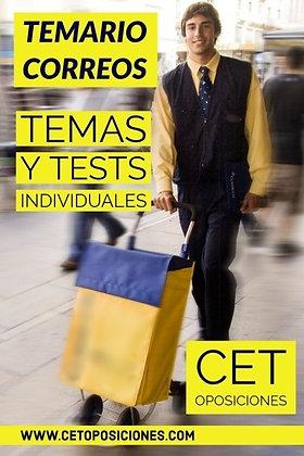 """Tema 13 Correos """"Seguridad de la Información"""" + Test de 100 Preguntas"""