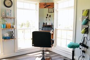 Hair Salon - Alexander and Darlene's Farm Haven