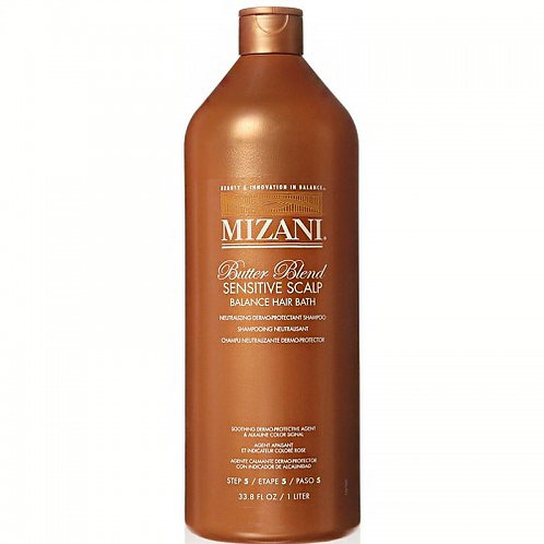 Mizani Butter Blend Sensitive Scalp, 33.8 oz.