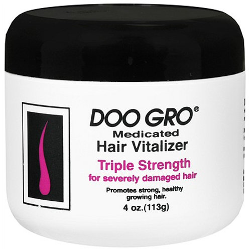 Doo Gro Triple Strength Hair Vitalizer, 4 oz.