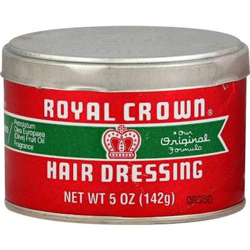 Royal Crown Hair Dressing, 5oz.