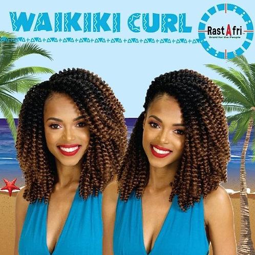 RastAfri- Waikiki curl