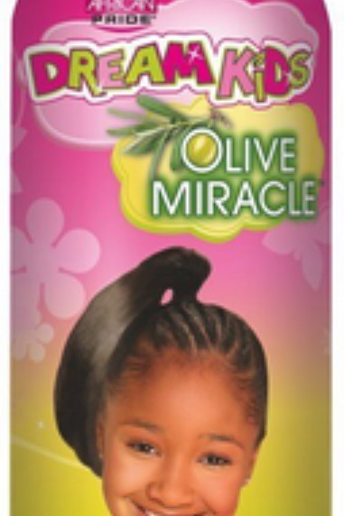 African Pride Dream Kids Olive Miracle Soothing Mo