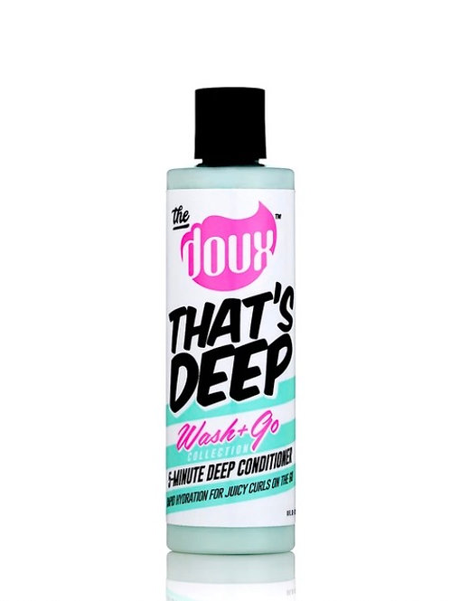 The Doux That's Deep 5 Minute Deep Conditioner