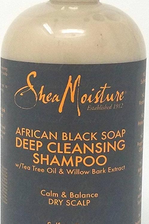 She's Moisture Deep Cleansing Shampoo