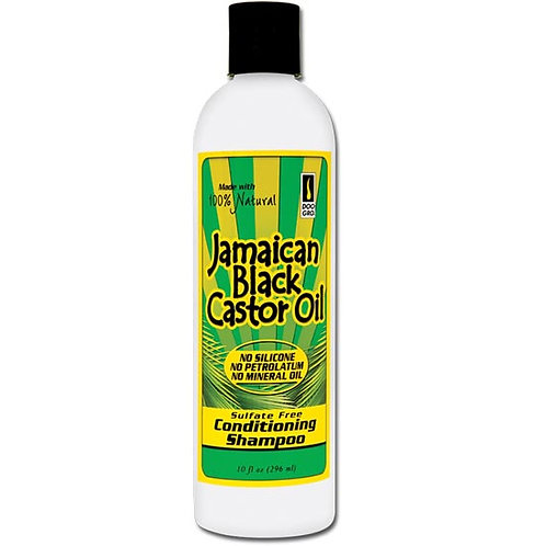 Jamaican Black Sulfate Free Conditioning S, 10 oz.