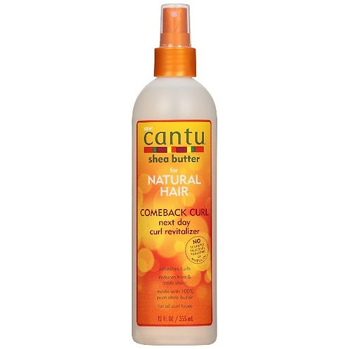 Cantu Comeback Curl Next Day Curl Revitalizer - 12 oz.