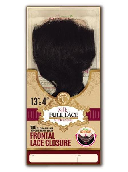 EVE HAIR SILK FULL LACE CLOSURE