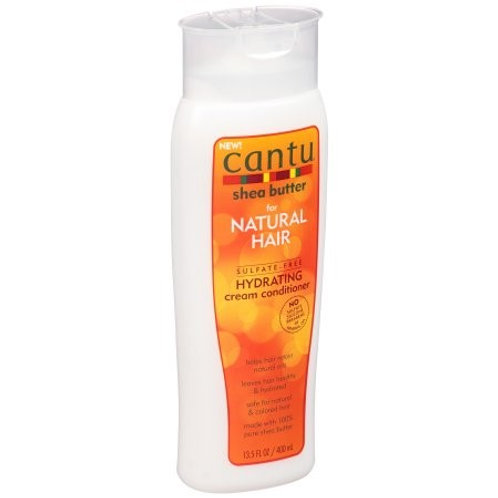 Cantu Shea Butter for Natural Hair Hydrating Cream Conditioner - 13.5 oz.