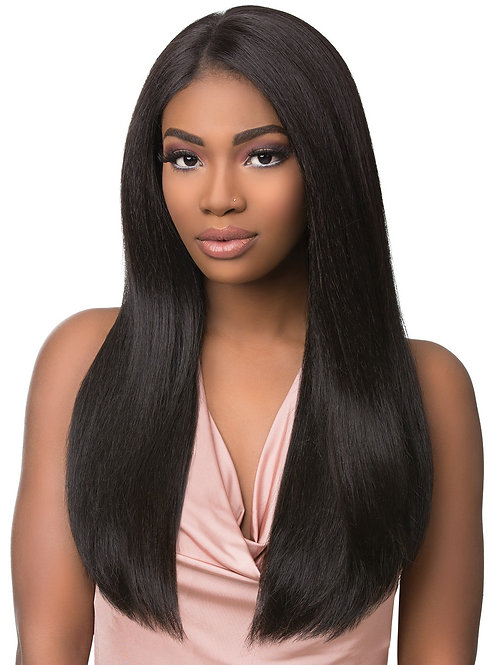 SENSATIONNEL CLOUD9 100% FULL HAND-TIED HUMAN HAIR & HYBRID MIX MULTI PARTING SW