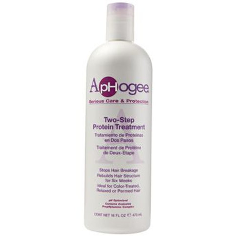 ApHogee Two-Step Protein Treatment, 16 oz.