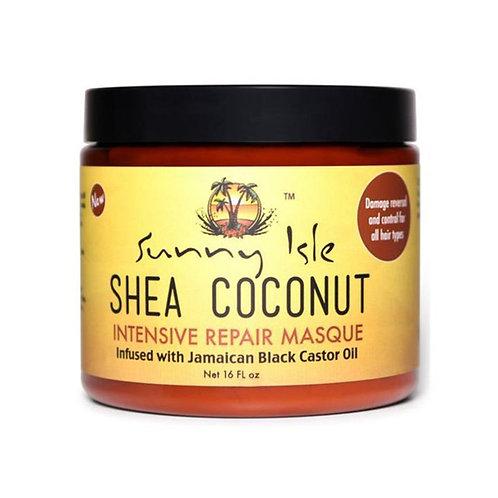 Sunny Isle Shea Coconut Intesive Repair Masque