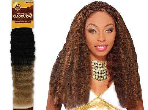 EVE HAIR - CLEOPATRA - 100% HUMAN HAIR REMY BULK