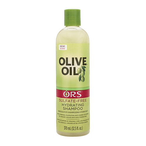 Olive Oil Sulfate-Free Hydrating Shampoo, 12.5 oz