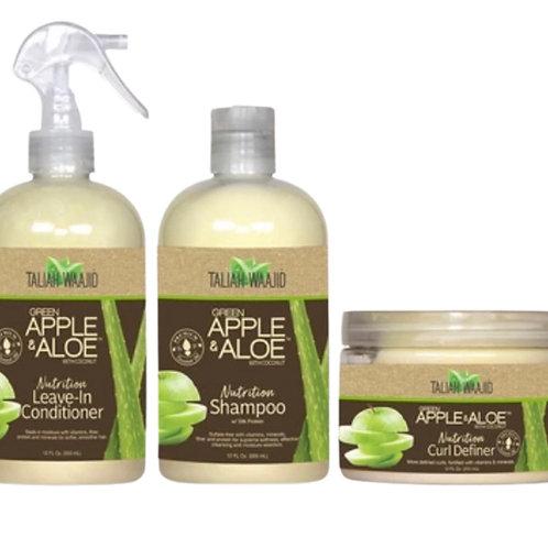 Taliah Waajid Green Apple & Aloe Nutrition