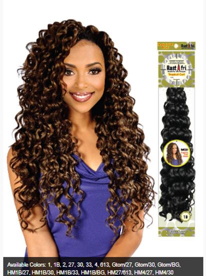 RastAfri Tropical Curl