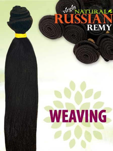 EVE HAIR - 100% UNPROCESSED HUMAN HAIR RUSSIAN NATURAL REMY WEAVING