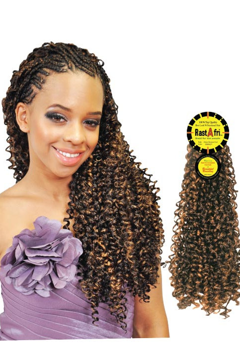 RastAfri DREAM ROMANCE CURL