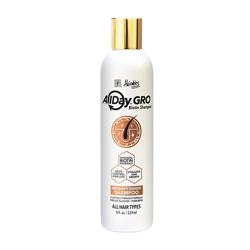 Hairobics All Day Gro Biotin Shampoo