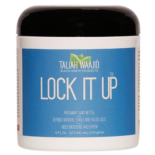 Taliah Waajid Black Earth Products Lock it Up Hair
