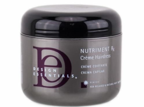 Design Essentials Nutriment Rx Crème Hairdress