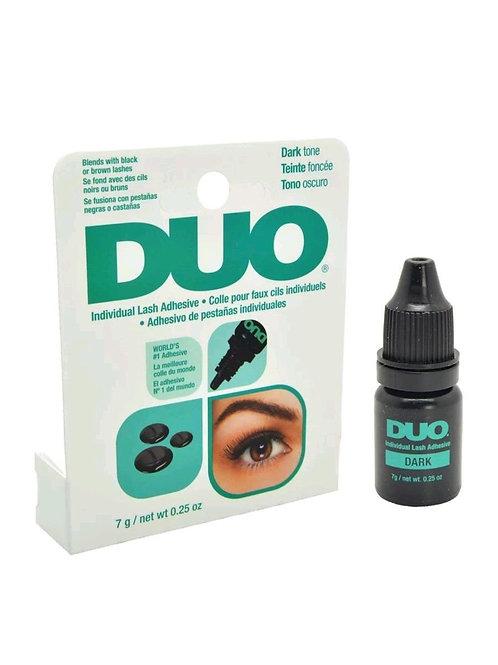 DUO- dark tone individual lash adhesive