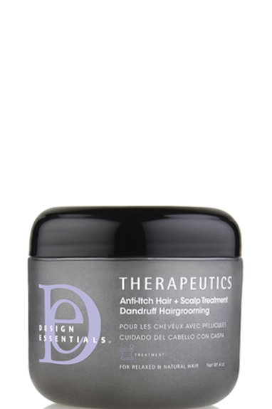 Design Essentials Therapeutics Anti-Itch Hair and Scalp Treatment