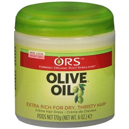 ORS Olive Oil Creme Hair Dress, 6 oz.