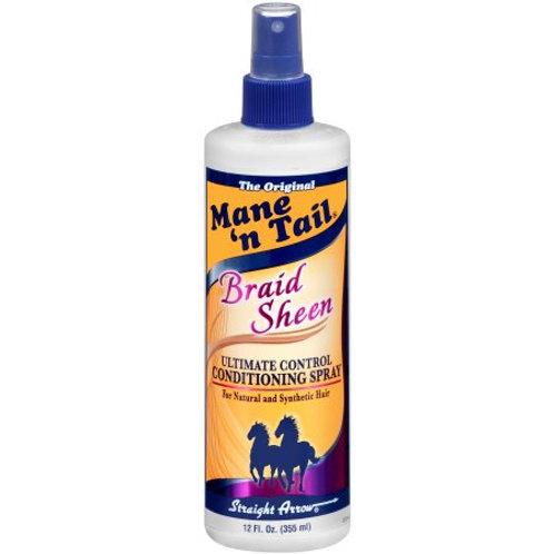 Mane 'N Tail® Braid Sheen Ultimate Control Conditi