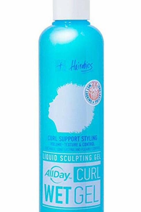 Hairobics All Day Curl Wet Gel