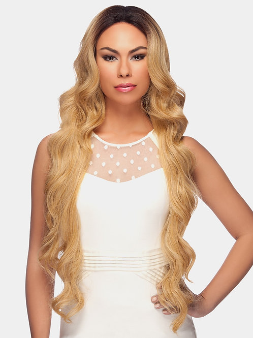LL002 LACE LONG:LONG CURLY 34″ Shown Color  GD21446 Item Code   LL002