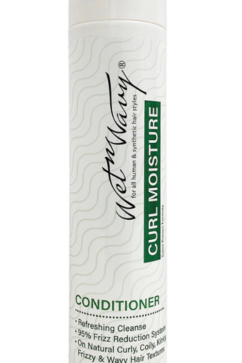 Wet-N-Wavy Curl Moisture Conditioner  10 fl.oz