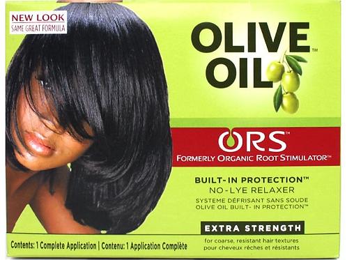 Organic Root Stimulator Olive Oil No Lye Relaxer