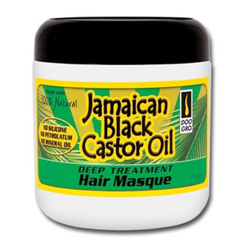 Jamaican Black Castor Oil Deep Treatment Hair Masq