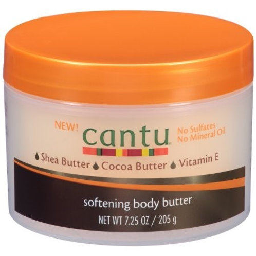 Cantu Softening Body Butter - 7.25 oz.