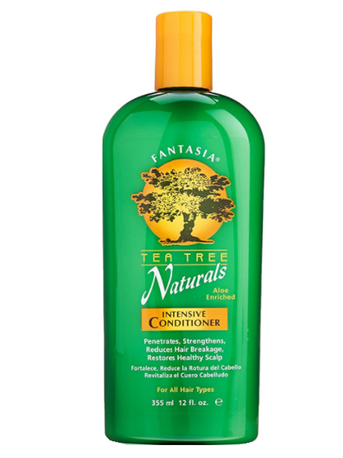 Fantasia Tea Tree Naturals Intensive Conditioner - 12oz
