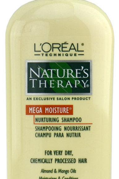 Loreal Nature's Therapy Mega Moisture Nurturing Sh