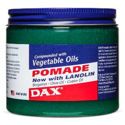 DAX Pomade with Vegetable Oil, 14oz.