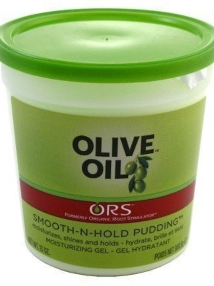 ORS Olive Oil Smooth-n-Hold Pudding, 13 oz.