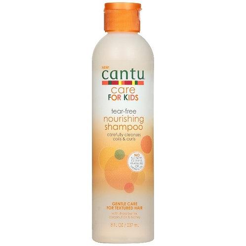 Cantu Care for Kids Tear-Free Nourishing Shampoo - 8 fl. oz. Bottle