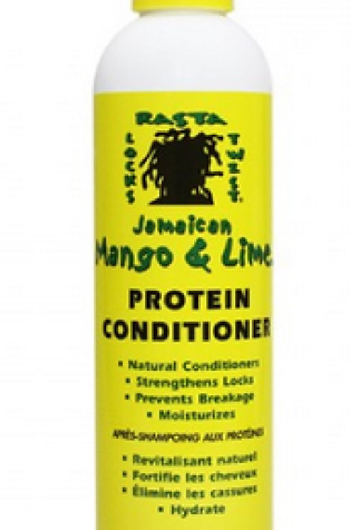 Jamaican Mango & Lime Protein Conditioner, 16 oz