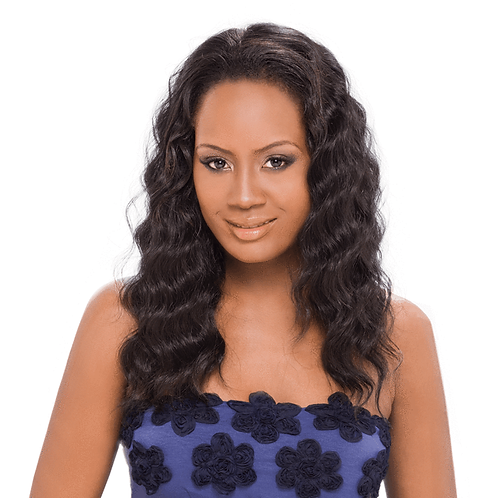 Synthetic Hair Half Wig OUTRE Quick Weave Yasmine